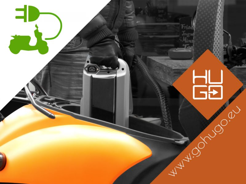 Do you stand for e-mobility? GoHUGO!